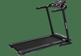 Cinta de correr - BodyTone DT12, 12 programas, 12 km/h, Pantalla LED, Plegable, Compatible con App, Negro