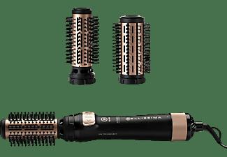 Moldeador - Bellissima BHS4 1100, 1000 W, Configuración de aire frío, Doble sentido de rotación, Negro