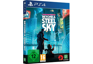 Beyond a Steel Sky - Limited Edition - [PlayStation 4]