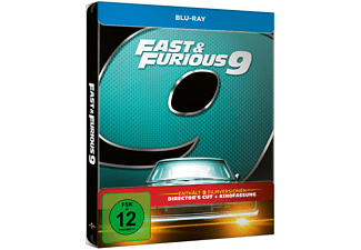Fast & Furious 9 Steelbook Edition [Blu-ray]