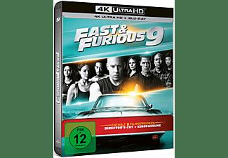 Fast & Furious 9 [4K Ultra HD Blu-ray]