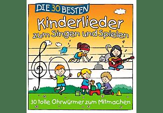 Sommerland,S./Glück,K.& Kita-Frösche,Die - Die 30 Besten Kinderlieder Zum Singen Und Spielen [CD]