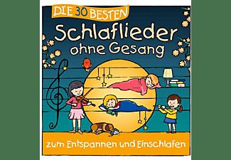 Sommerland,S./Glück,K.& Kita-Frösche,Die - Die 30 Besten Schlaflieder Ohne Gesang [CD]