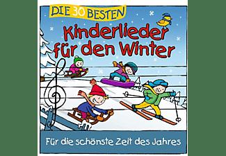 Sommerland,S./Glück,K.& Kita-Frösche,Die - Die 30 Besten Kinderlieder Für Den Winter [CD]
