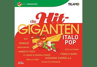 VARIOUS - Die Hit Giganten:Italo Pop [CD]