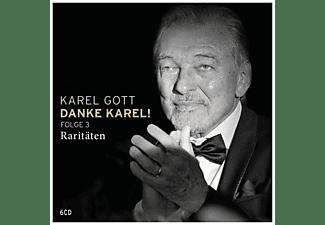 Karel Gott - Danke Karel! Folge 3-Raritäten [CD]