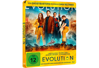 Evolution Steelbook Edition [Blu-ray]