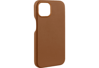 VIVANCO MagSafe Classic Cover für Apple iPhone 13, braun