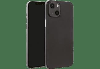 VIVANCO Pure Cover für Apple iPhone 13, schwarz