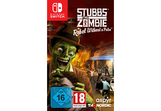 Stubbs the Zombie in Rebel Without a Pulse - [Nintendo Switch]