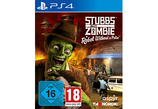 Stubbs the Zombie in Rebel Without a Pulse - [PlayStation 4]