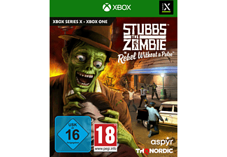 Stubbs the Zombie in Rebel Without a Pulse - [Xbox One & Xbox Series X]