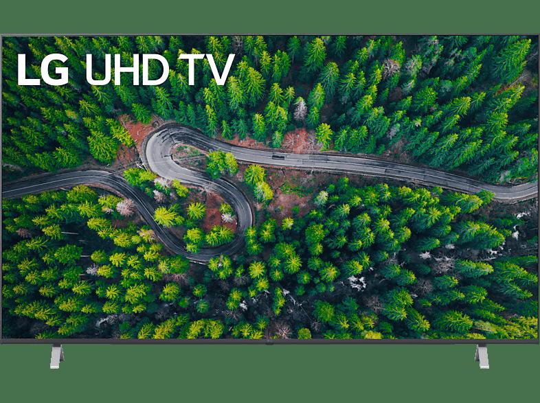 LG 75UP76709LB LCD TV (Flat, 75 Zoll / 189 cm, UHD 4K, SMART TV, webOS 6.0 mit ThinQ)