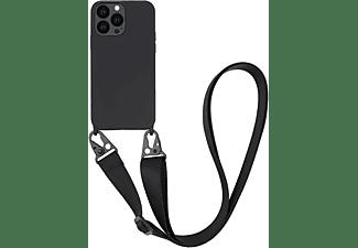 VIVANCO Necklace Cover für Apple iPhone 13 Pro Max, schwarz