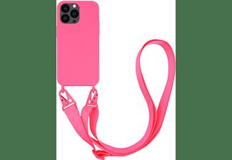 VIVANCO Necklace Cover für Apple iPhone 13 Pro Max, pink