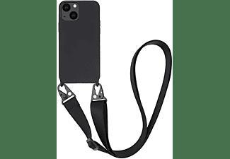 VIVANCO Necklace Cover für Apple iPhone 13, schwarz