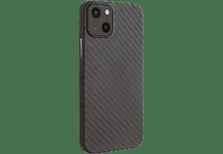 VIVANCO Pure Cover für Apple iPhone 13 Pro, carbon