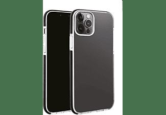VIVANCO Rock Solid, Anti Shock Schutzhülle für iPhone 13 Pro, schwarz