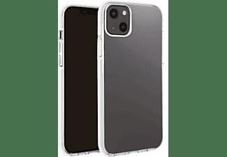 VIVANCO Rock Solid, Anti Shock Schutzhülle für iPhone 13 Pro, weiß