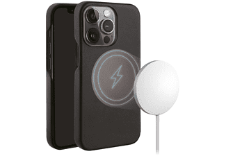 VIVANCO MagSafe Classic Cover für Apple iPhone 13 Pro, schwarz