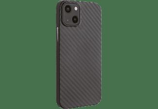 VIVANCO Pure Cover für Apple iPhone 13 mini, carbon