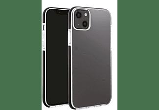 VIVANCO Rock Solid, Anti Shock Schutzhülle für iPhone 13 mini, schwarz