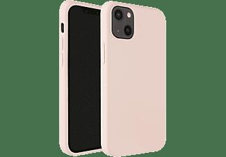 VIVANCO Hype Cover, Schutzhülle für Apple iPhone 13 mini, pink sand