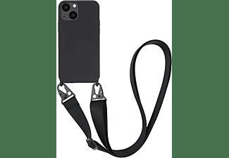 VIVANCO Necklace Cover für Apple iPhone 13 mini, schwarz
