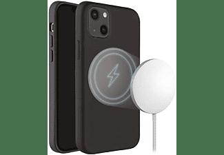 VIVANCO MagSafe Hype Cover für Apple iPhone 13 mini, schwarz