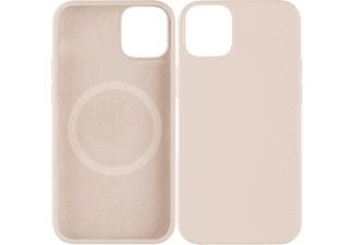 VIVANCO MagSafe Hype Cover für Apple iPhone 13 mini, pink sand
