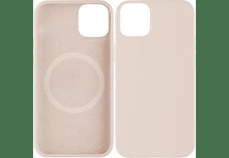 VIVANCO MagSafe Hype Cover für Apple iPhone 13, pink sand