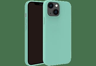 VIVANCO Hype Cover, Schutzhülle für Apple iPhone 13 mini, mint