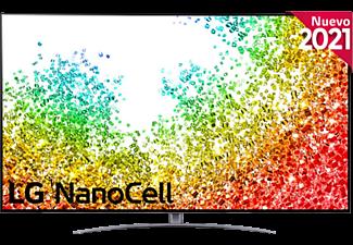 "TV LED 65"" - LG 65NANO966PA, 8K NanoCell, SmartTV webOS 6.0, 8K α9 Gen4 con AI, HDR Dolby Vision, Plata"
