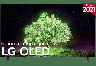 """TV OLED 48"""" - LG OLED48A16LA, UHD 4K, SmartTV webOS 6.0, HDR Dolby Vision, Google Assistant, Negro"""
