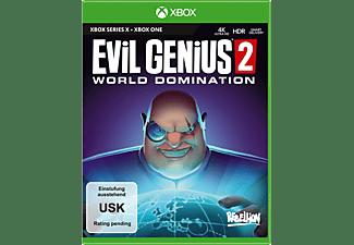 Evil Genius 2: World Domination - [Xbox One & Xbox Series X]