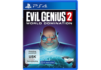 Evil Genius 2 - [PlayStation 4]