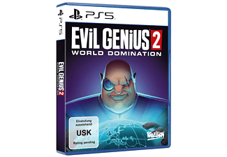 Evil Genius 2 - [PlayStation 5]