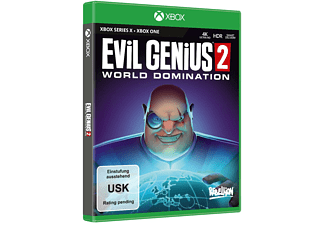 Evil Genius 2 - [Xbox Series X S]