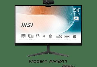 "All in one - MSI Modern AM241, 23.8"" Full-HD, Intel® Core™ i5-1135G7, 8 GB RAM, 256 GB SSD, UMA, W10, Negro"