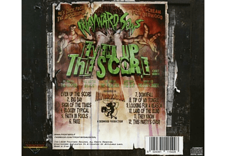 Wayward Sons - Even up the Score [CD]