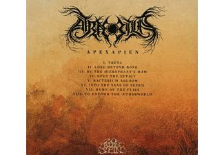 Atrae Bilis - Apexapien (Digipak) [CD]