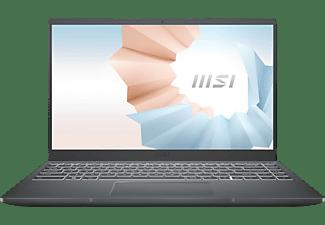 "Portátil - MSI Modern 14 B11SBU-497ES, 14"" FHD, Intel® Core i7-1165G7, 16 GB RAM, 1000 GB SSD, MX450, W10"