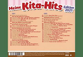 VARIOUS - Meine Kita Hits Edition 2021-die 40 schönsten H  - (CD)