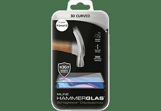 M-LINE 3D Curved Hammerglas für Huawei P Smart Z