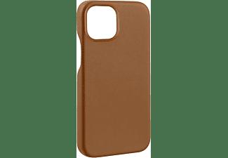 VIVANCO MagSafe Classic Cover für Apple iPhone 13 mini, braun