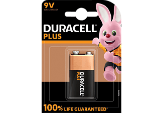 DURACELL 142190 9V Batterie, Alkaline, 9V Volt 1 Stück