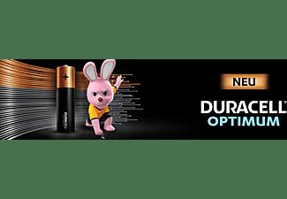 DURACELL 137684 AA Mignon Batterie, Alkaline, 1.5 Volt 8 Stück