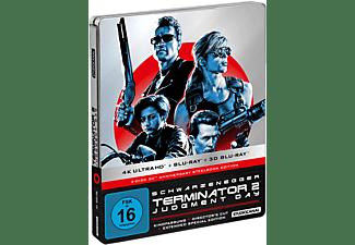 Terminator 2 / 30th Anniversary Edition [4K Ultra HD Blu-ray + 3D Blu-ray + Blu-ray]