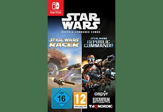 Star Wars Racer and Commando Combo - [Nintendo Switch]