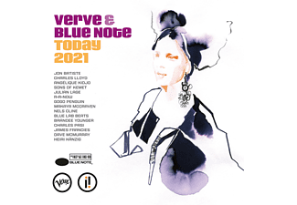 VARIOUS - Verve & Blue Note Today 2021 (Ltd. ED.) [CD]